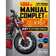 Manual complet de motociclism • 291 de aptitudini esenţiale