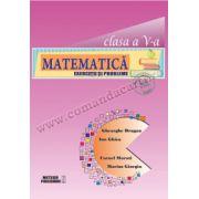 Matematică. Exerciţii şi probleme. Clasa a V-a