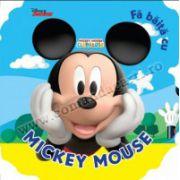 Fă baiţă cu Mickey Mouse