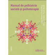 Manual de psihiatrie socială şi psihoterapie