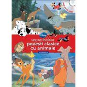 Disney Audiobook. Cele mai frumoase poveşti clasice cu animale