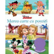 Marea carte cu poveşti (conţine o jucărie cadou)