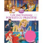 Cele mai frumoase poveşti cu prinţese (conţine o jucărie cadou)