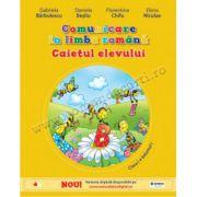 Comunicare în limba română. Caietul elevului pentru clasa I (vol. I) (conţine ediţie digitală)