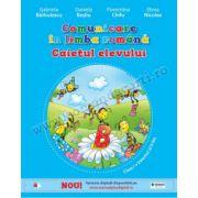 Comunicare în limba română. Caietul elevului pentru clasa I (vol. al II-lea) (conţine ediţie digitală)