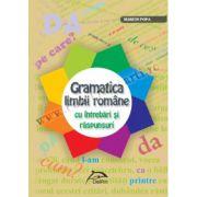 Gramatica limbii române cu întrebări şi răspunsuri