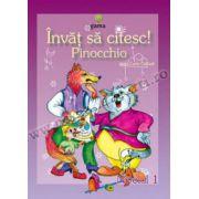 Învăţ să citesc! Pinocchio • 4 - 7 ani