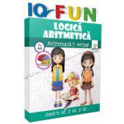 Logică aritmetică •  8 - 12 ani