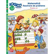 LOGICO - Matematica. Rezolvare de probleme - PUZZLE-URI