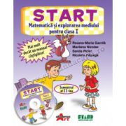 START. Matematica si explorarea mediului pentru clasa I. Semestrul al II-lea