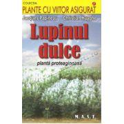 Lupinul dulce - plantă proteaginoasă