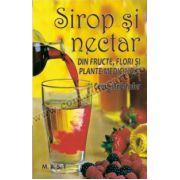 Sirop şi nectar din fructe, flori şi plante medicinale