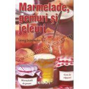Marmelade, gemuri şi jeleuri
