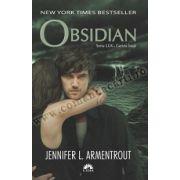 OBSIDIAN (cartea întâi din seria LUX)