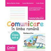 COMUNICARE IN LIMBA ROMANA. CAIETUL ELEVULUI PENTRU CLASA A II-A_Partea a II-a