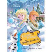Poveşti şi jocuri din Regatul de gheaţă. Festivalul sfârşitului de iarnă