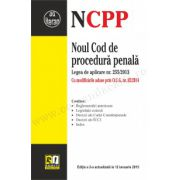 Noul Cod de procedură penală