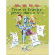 Teste de evaluare pentru clasa a IV-a (Limba şi literaratura română, Matematică) 2015