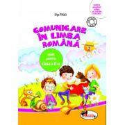 Comunicare in limba romana. Caiet pentru clasa a II-a, semestrul 2