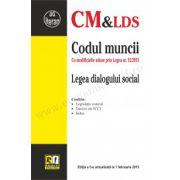 Codul muncii & Legea dialogului social