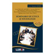 Seminarii de etica si sociologie