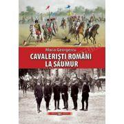Cavalerişti români la Saumur