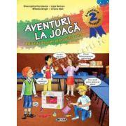 Aventura Invatarii - Aventuri la joaca - caiet 2 - clasa a II-a