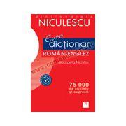 Eurodicționar român-englez. 75000 de cuvinte şi expresii