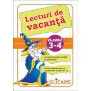 Lecturi de vacanţă clasele III-IV Poveşti. Poezii