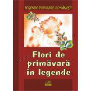 Flori de primăvară în legende