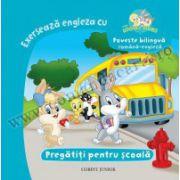 PREGĂTIŢI PENTRU ŞCOALĂ (Baby Looney Tunes)