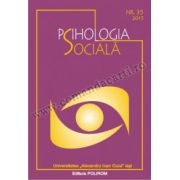 Psihologia Sociala. Nr. 35 (I)/2015