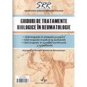 Ghiduri de tratamente biologice in reumatologie • Supliment al Revistei Romane de Reumatologie
