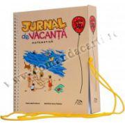 Jurnal de vacanta - Matematica, clasa a VII-a