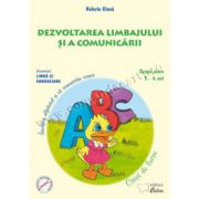 Dezvoltarea limbajului si a comunicarii - caiet de lucru pentru 5-6 ani