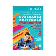 Matematică. Evaluarea naţională. 66 de teste rezolvate după modelul MEN (Ştefan)