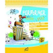 Performer. Teste grila, clasa a III-a