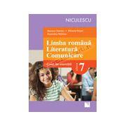 Limba română. Literatură. Comunicare. Clasa a VII-a. Caiet de exerciţii (Cheroiu)