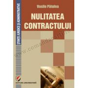 Nulitatea contractului