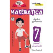 MATEMATICA. ALGEBRA, GEOMETRIE. CLASA A VII-A. CONSOLIDARE. PARTEA I (MATE 2000)