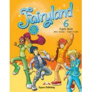 Fairyland 6 Manualul elevului