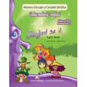 FAIRYLAND 3 – clasa a III a – manual elev + manual digital CD (partea I + partea II)