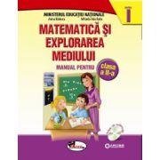 Matematica si explorarea mediului. Manual pentru clasa a II-a, partea I+ partea a II-a(contine editie digitala)