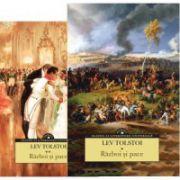 Război şi pace (vol. I şi vol. al II-lea)