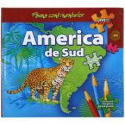 Fauna continentelor. America de Sud