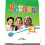Curs limba engleza Access 3 Manualul elevului pentru clasa a VII-a (nivel pre-intermediate)