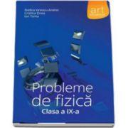 Probleme de fizica clasa a IX-a