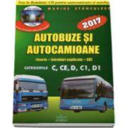 Intrebari de examen 2017 explicate pentru obtinerea permisului auto Autocamioane si Autobuze. Categoriile C, CE, D, C1, D1