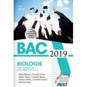 Bacalaureat 2019(Biologie IX-X). Notiuni teoretice si teste-Silvia Olteanu