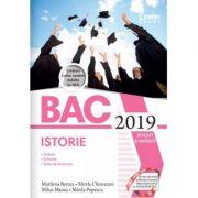 Bacalaureat 2019(Istorie). Sinteze si scheme-Marilena Bercea